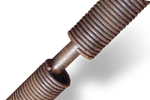 Broken garage door spring replacement in Chicago Northwest Suburbs area