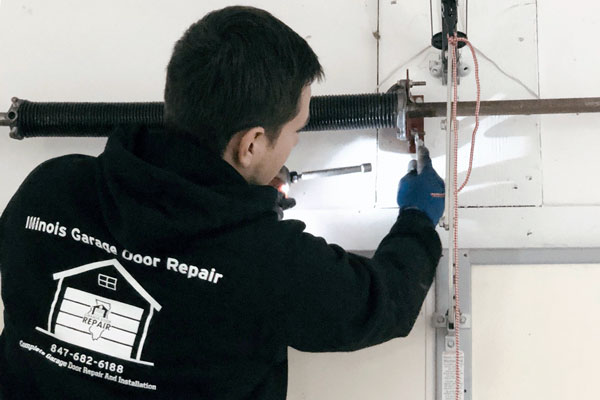 Garage Door Repair in Barrington, IL